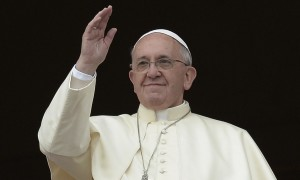 Pope Francis Takes On 'Just War' Theory