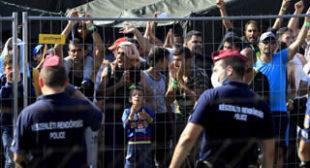 Austria and Hungary at Loggerheads Over EU Migrant Rules