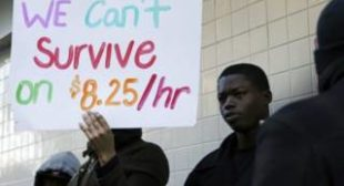 Shock: Americans' Wages Dropping Fast in 2016