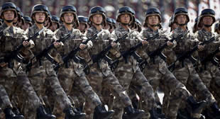 Is China Preparing for Military Involvement in Syrian Crisis?