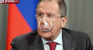 Lavrov reveals proof of Kiev's involvement in sabotage in Crimea