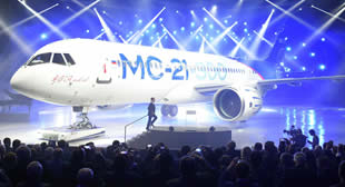Baku Interested in Russian MC-21, First 10-Plane Contract May Be Signed in 2017