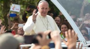 Pope Francis: Capitalism is 'Terrorism Against All of Humanity'