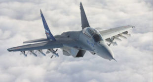 First-Rate MiG-35 Multirole Jetfighter to Join Russia's Fleet