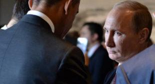 Putin 'Outmaneuvers' Obama by Refusing to Expel US Diplomats, Slap Sanctions