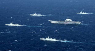 US Attempts to Intervene in South China Sea are 'Futile.' Here's Why