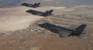 F-35 Fallout: How World's Most Expensive Fighter Launched 'Strike' on Pentagon