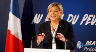 Crimeans invite Marine Le Pen to visit peninsula
