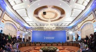 Russia, Iran, Turkey agree to establish mechanism to support Syria ceasefire & Geneva talks