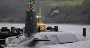 Russia ribs UK over Trident scandal after 'ship of shame' comment about carrier 'Kuznetsov'