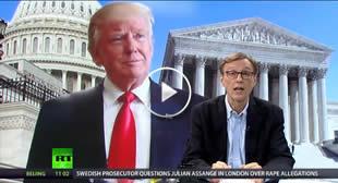 China threatens Trump with trade war