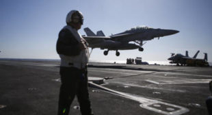Almost Two-Thirds of US Navy Fighter Jets Can't Fly