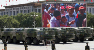 Rocket Force: China Tests Its New Super-Accurate Missile During War Games