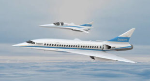 Speed for the Masses: Startup Raises $33M to Test Commercial Supersonic Aircraft