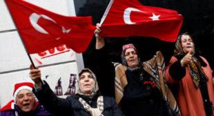 Western chicken hawks are going cold on Turkey