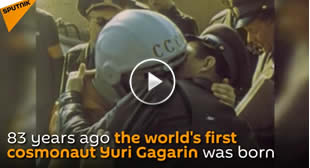 Celebrating the Life of Yuri Gagarin, First Man in Space