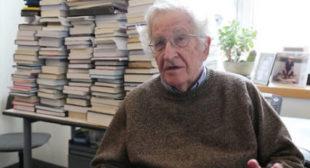 EU may fall apart due to failed neo-liberal policies – Noam Chomsky to RT