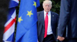 EU mulls economic measures for US after Trump's withdrawal from Paris agreement