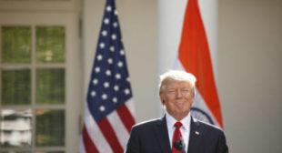 US sees global popularity plummet under Trump administration