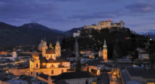 Why Salzburg is Austria's most inspiring city