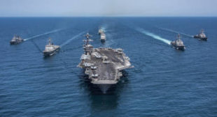 US Admiral Would Nuke China at Trump's Order (And It's Not a Joke)