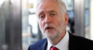 Scandalous! Corbyn Eats Pizza With 'Russian Agent': New McCarthyism, 2017-Style