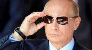 How Vladimir Putin Became an American 'God'