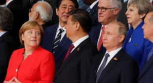 Why Germany Leaning Toward Russia, China's Position on N Korean Crisis