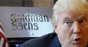 This Is Now The Goldman Sachs Presidency