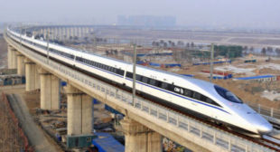 Need for Speed: China Revives World's Fastest Bullet Trains
