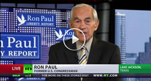 Anti-Russia campaign stems from bias & desire to limit free speech – Ron Paul to RT (VIDEO)