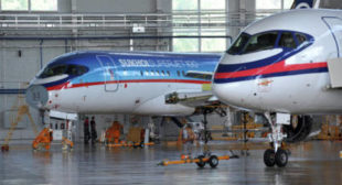 Mexican Interjet Wants Joint Venture With Russia to Produce SSJ100 Spare Parts