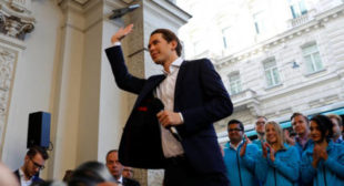 'He is Well Aware of His Power': Meet Sebastian Kurz, Austria's Chancellor-To Be