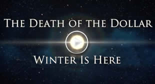 Death of the Dollar ~ Winter Is Here – Truth Never Told [Video]