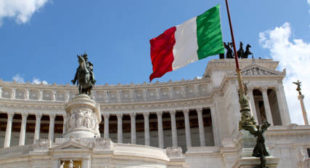 Italy, the Trailblazer? Breaking Euro, EU, NATO Bonds Best For Country