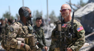 Turkey-Backed Syrian Rebels Reportedly Open Fire at US Troops