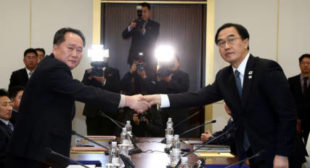 Pyongyang urges all Koreans to jointly 'smash' any challenges to reunification