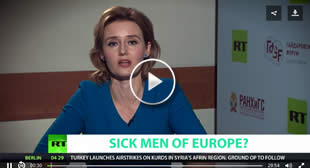UK & Russia 'sick men of Europe' – former Italian PM Giuliano Amato