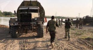 WATCH: Alleged Israeli Weapons and Ammunition Found in Deir Ez-Zor, Syria