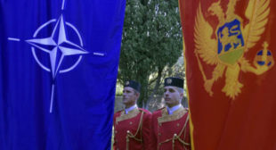 Ask Montenegro: Joining NATO Means Fighting Other People's Wars For Them