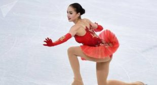 WADA Officers Disrupt Russian Figure Skater's Training Session in Pyeongchang