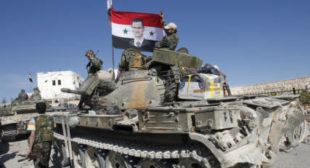 ISIS is almost gone but the fighting continues: Who's still in Syria?