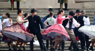 Too many 'happy white people'? Hungarian city outraged at exclusion from EU culture contest