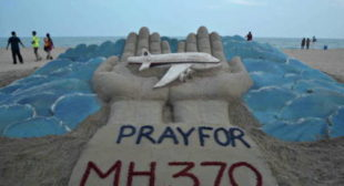 Australian Engineer Claims Malaysian MH370 Boeing 777 Found