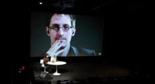 Snowden: New CIA Head Might Face Arrest in EU Over Role in Torture Program