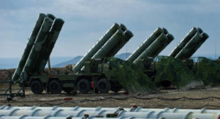 Russia Agrees to Speed Air Defense System Delivery to Turkey