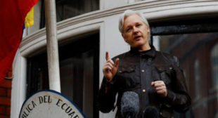 Assange: UK Foreign Office Gears Up for Propaganda War Against Russia