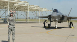 You Alive, F-35? Only Half of US' Most Expensive-Ever Fighter Jets Flight Ready