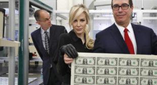 Capitalism Run Amok: US National Debt at $21 Trillion