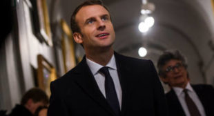 Macron Urges EU to 'React Quickly' to Protectionist US Policies